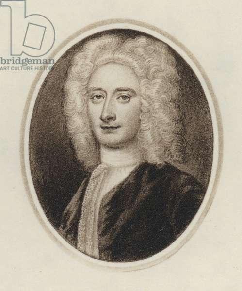 Joseph Addison (litho)
