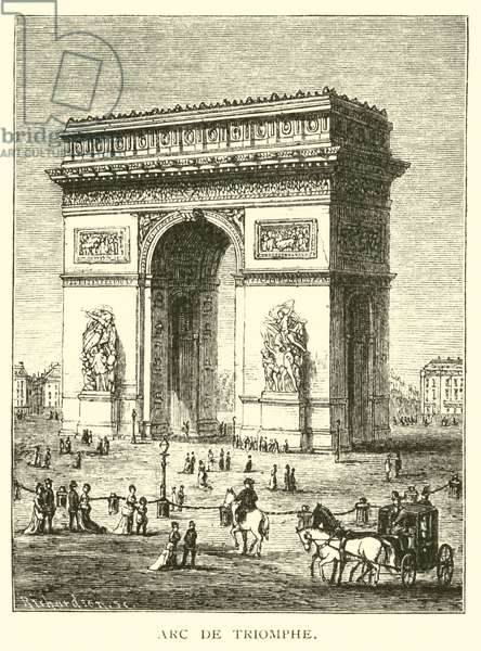 Arc de Triomphe (engraving)