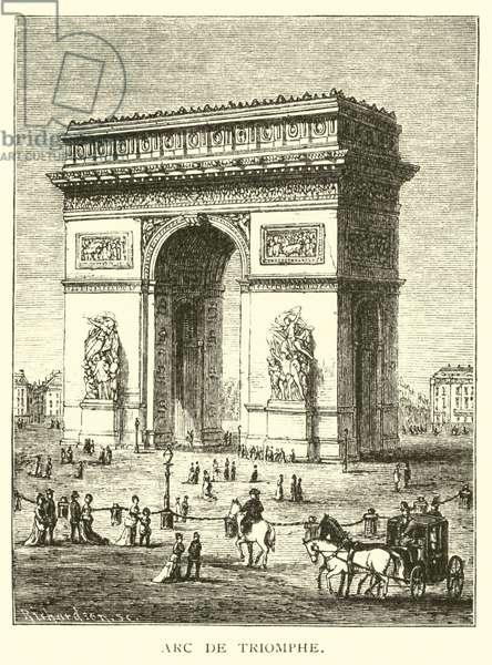 Arc de Triomphe (engraving)