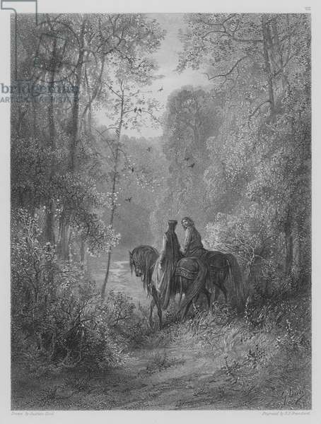 The Dawn of Love (engraving)