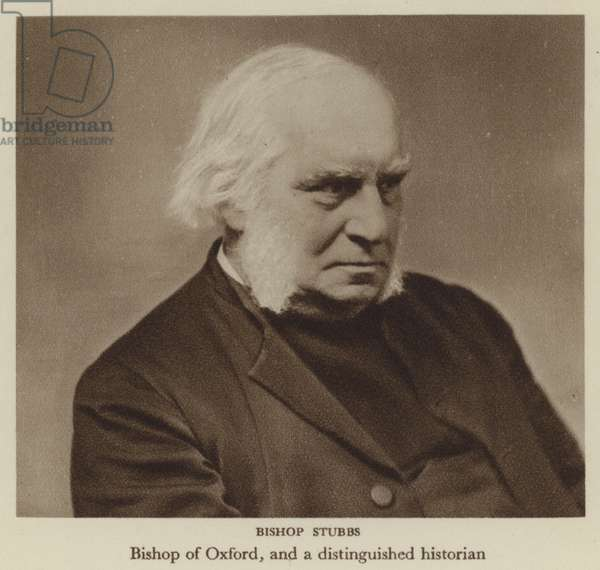 Bishop Stubbs (b/w photo)
