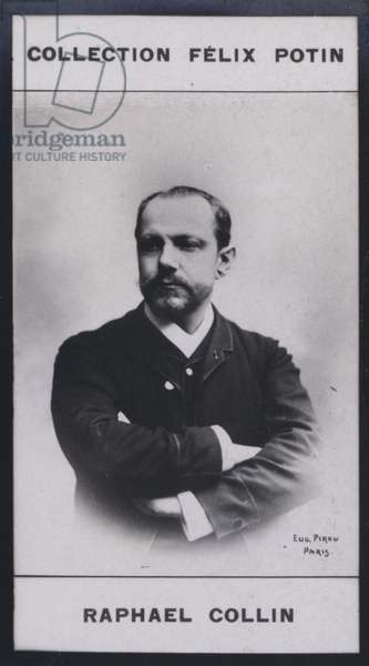 Raphael Collin (1850) (b/w photo)