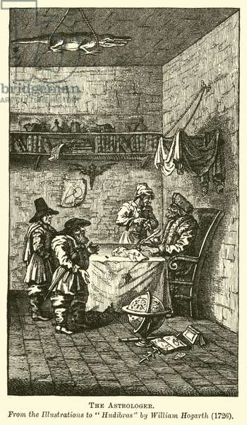 The Astrologer (engraving)