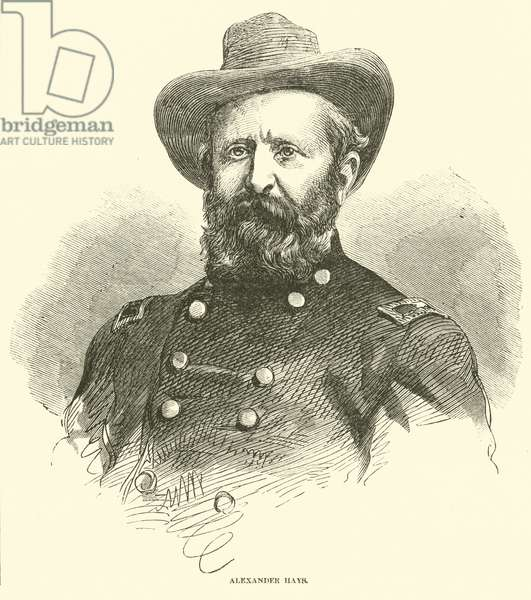 Alexander Hays, May 1864 (engraving)