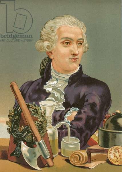 Antoine-Laurent de Lavoisier