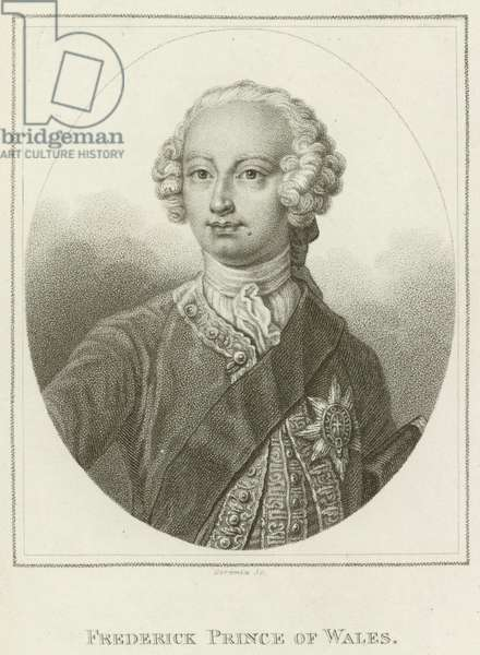 Frederick, Prince of Wales (engraving)