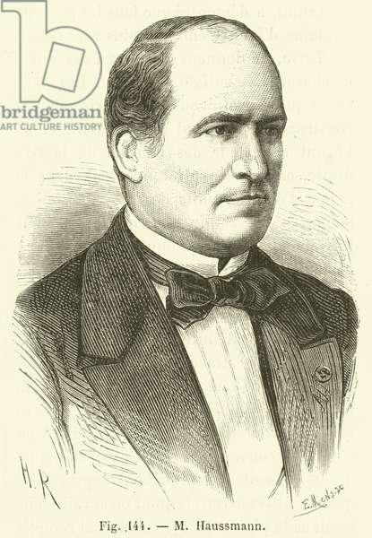 M Haussmann (engraving)