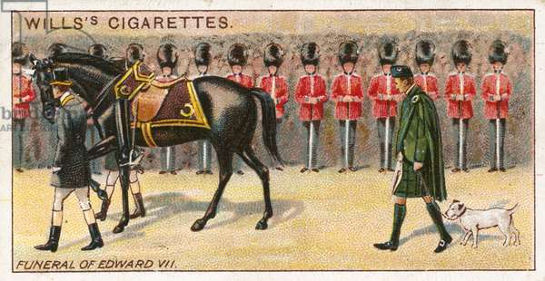 Funeral of king Edward VII