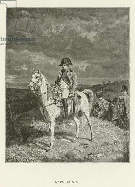 Napoleon I (engraving)
