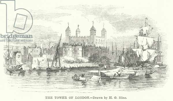 The Tower of London (engraving)