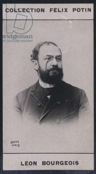 Leon Bourgeois (1851) (b/w photo)