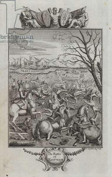 The Battle of Nantwich (engraving)