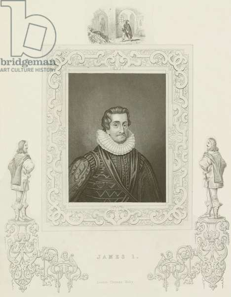James I (engraving)