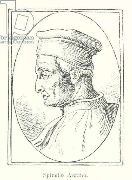 Spinello Aretino (engraving)