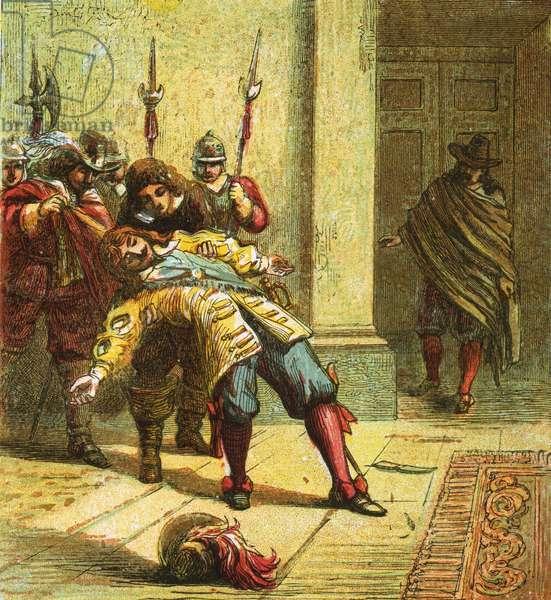 The Murder of Buckingham