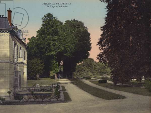Malmaison: Jardin De L'Empereur; The Emperor's Garden (photo)