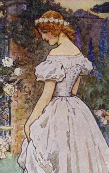 Maud (colour litho)