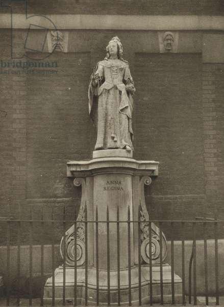 Queen Anne, 15 Queen Anne's Gate (b/w photo)