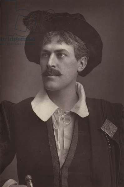 Mr Alexander (b/w photo)