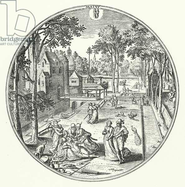 May (engraving)