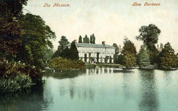 The Museum, Kew Gardens (colour photo)