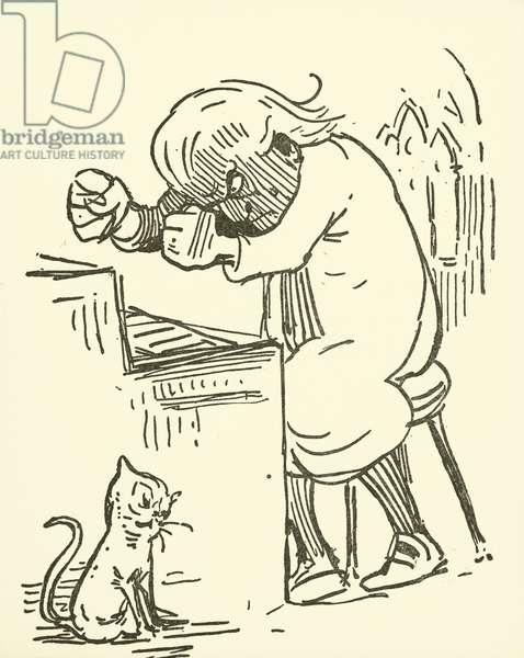 Francois Liszt (litho)
