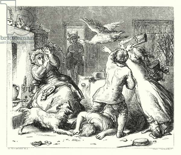 The Goose (engraving)