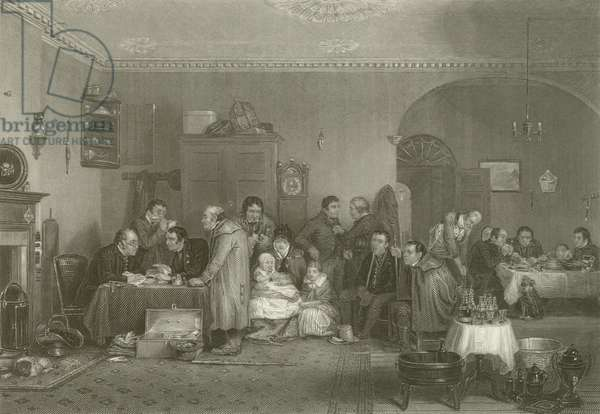 The Rent Day (engraving)