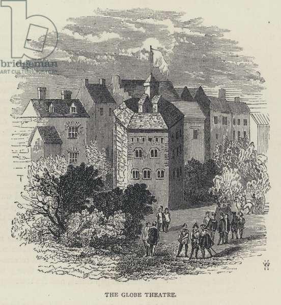 The Globe Theatre (engraving)