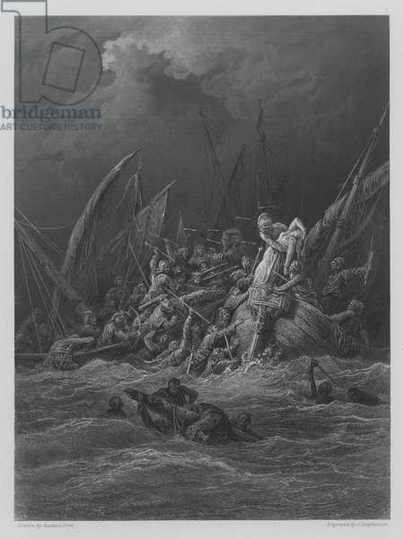 The Sea Fight (engraving)