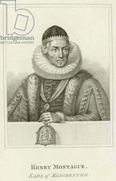 Henry Montague, Earl of Manchester (engraving)