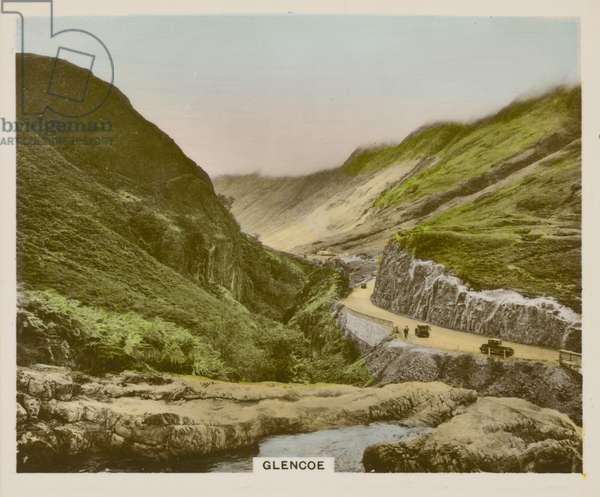Glencoe (coloured photo)