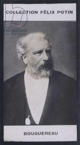 William Bouguereau (1825) (b/w photo)