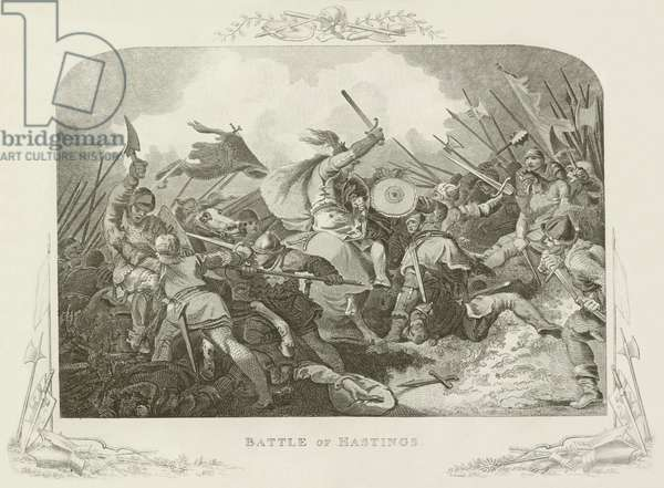 Battle of Hastings (engraving)