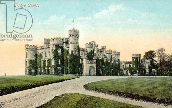 Eridge Castle (colour photo)