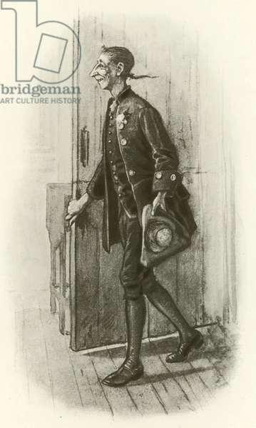 Ichabod Crane (gravure)