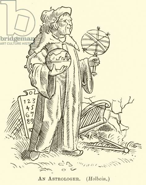 An Astrologer (engraving)