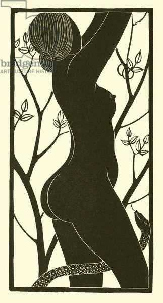Eve (litho)