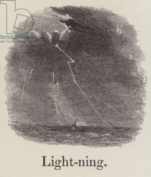 Lightning (engraving)