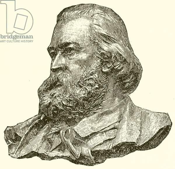 Jean-Francois Millet (engraving)