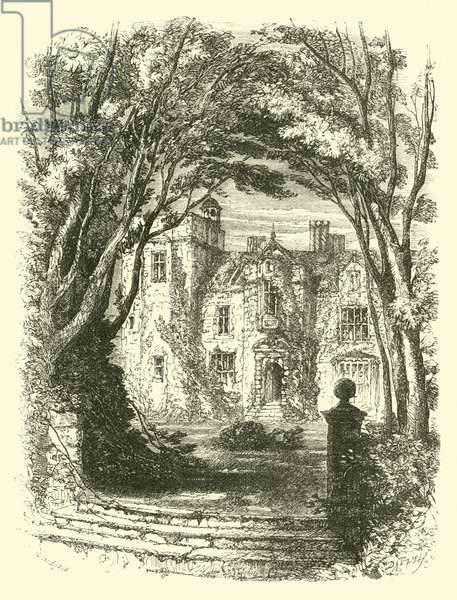 The Old House (engraving)