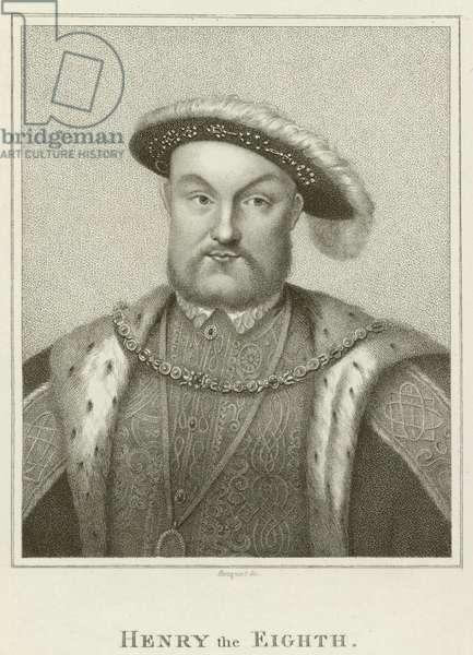 King Henry VIII (engraving)