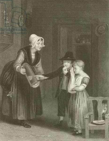 The Dorty Bairn (engraving)