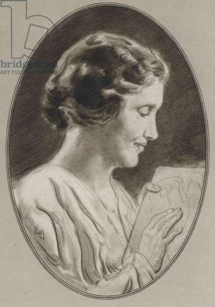 Helen Keller (litho)
