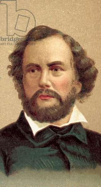 Samuel Colt (chromolitho)
