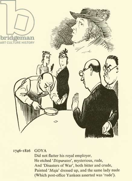 Goya (litho)