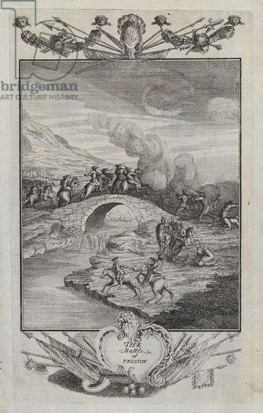 The Battle of Preston (engraving)