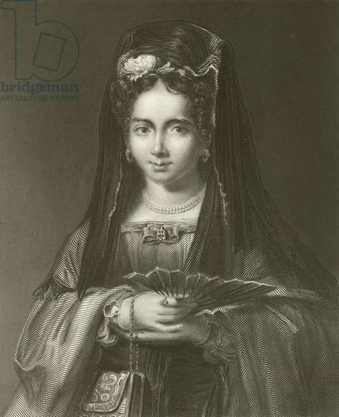 The Spanish Lady (engraving)