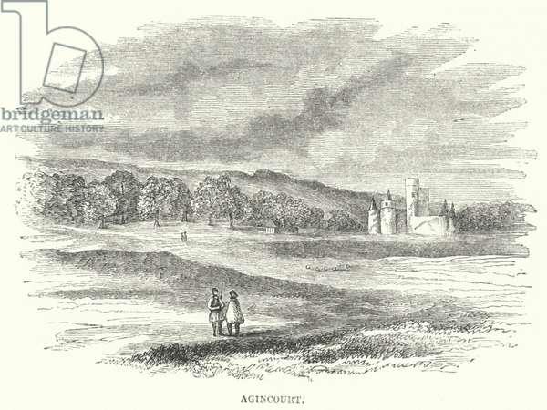 Agincourt (engraving)