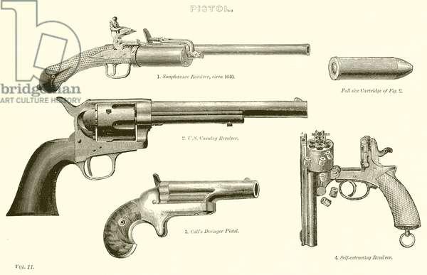 Pistol (engraving)